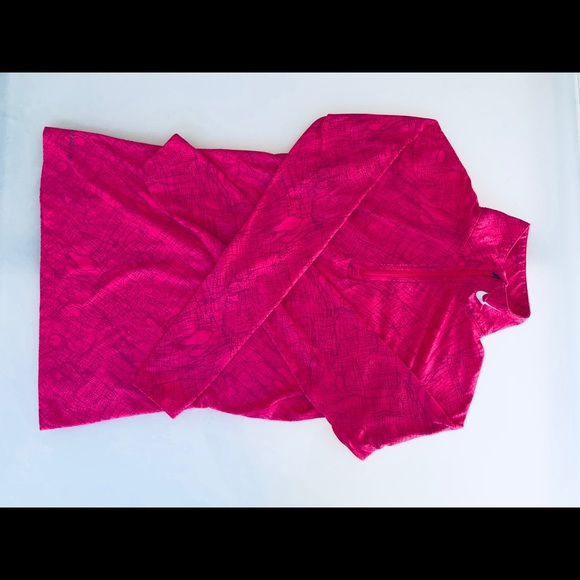 Nike Tops - Nike Dri-Fit Combat Pullover(pink)